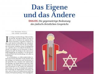 Das Eigene und das Andere. Die gegenwärtige Bedeutung des jüdisch-christlichen Gesprächs